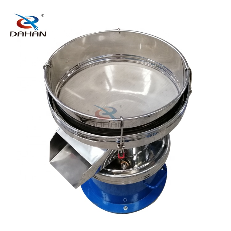 Stainless steel industrial sieve 450 vibration filter liquid sieve shaker