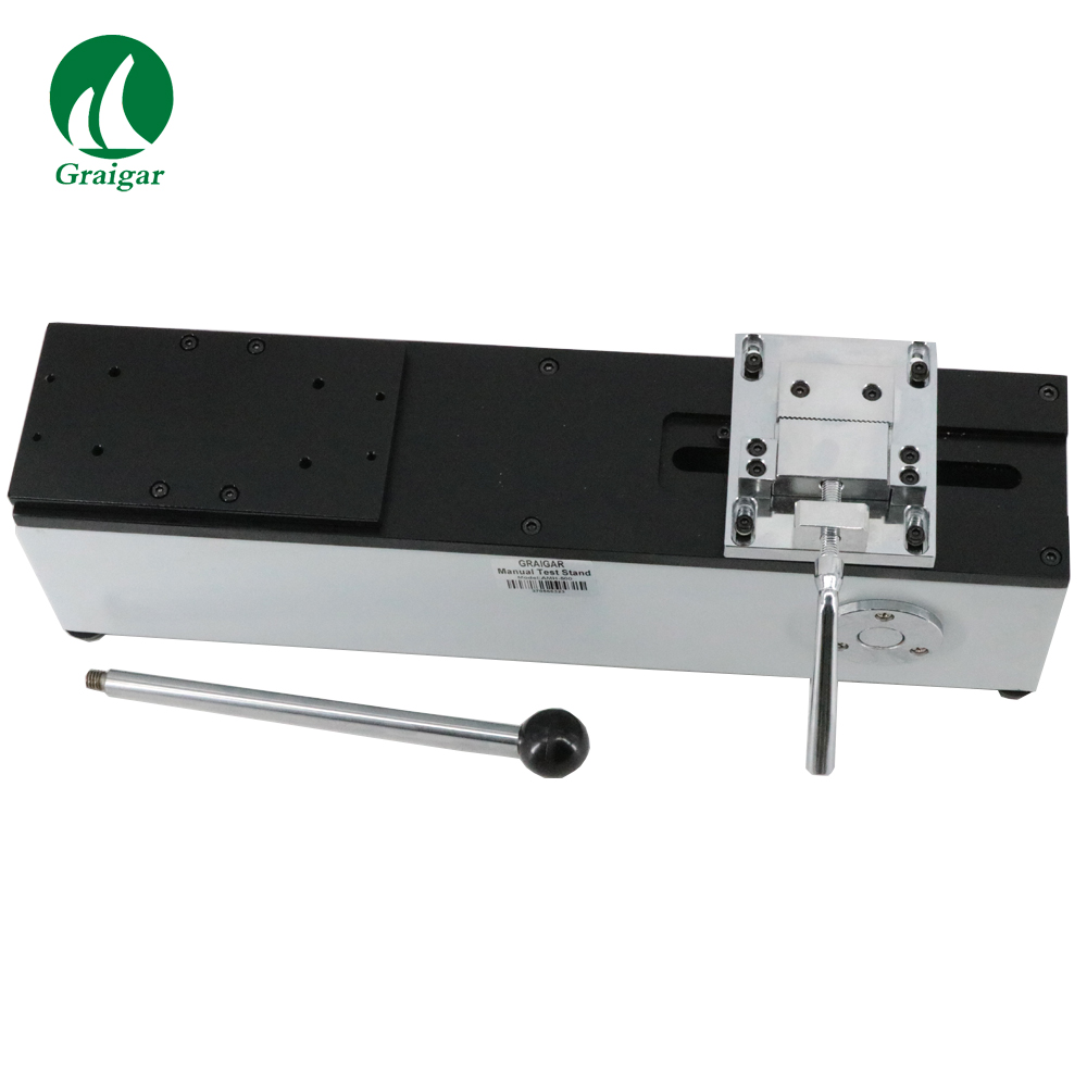 AMH-500 Manual Horizontal Test Stand /Force Gauge Test Machine