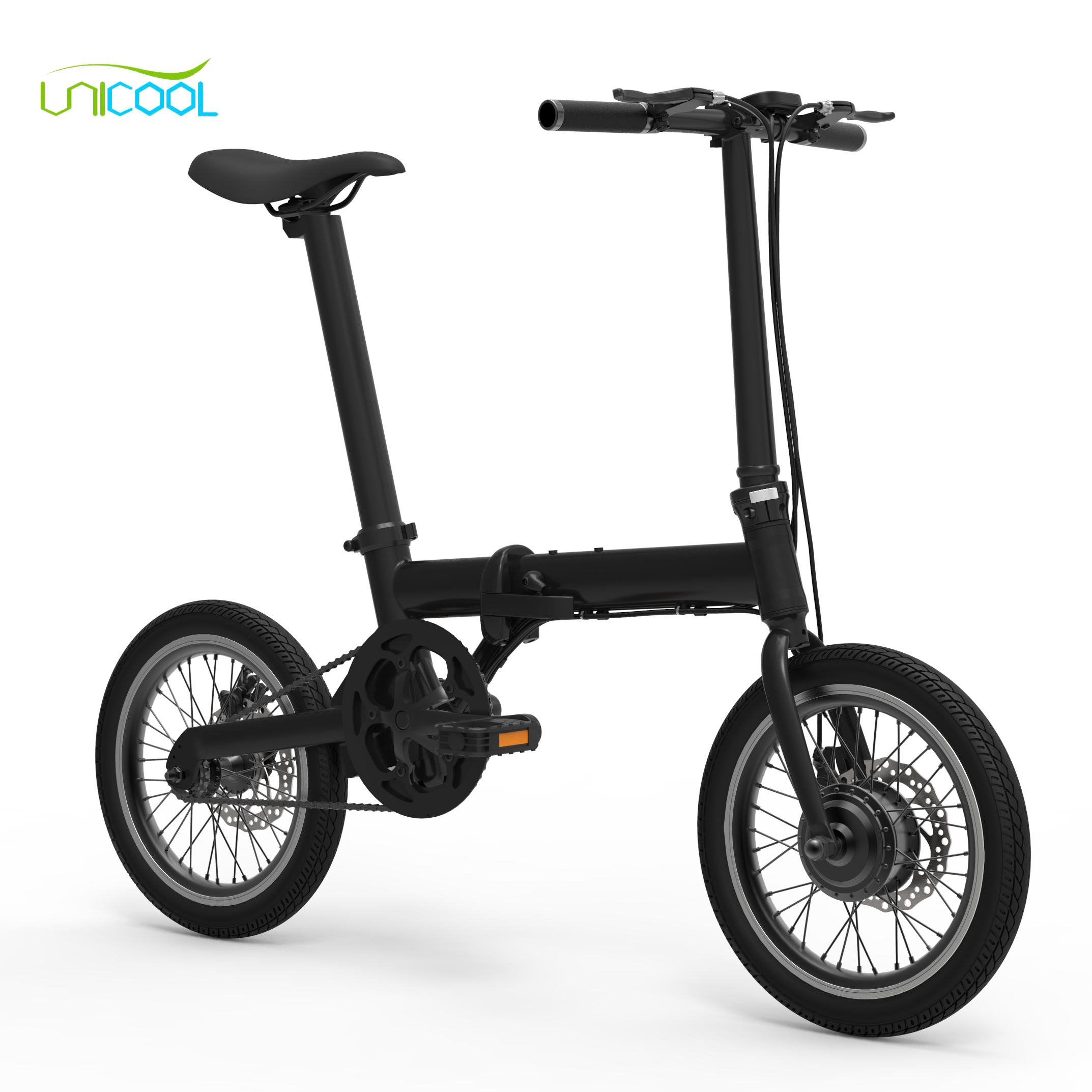 New Products 2019 Unicool Lithium Battery <strong>Folding</strong> E Bike/<strong>Folding</strong> Electric Bike/Mini Bicycle/Foldable Ebike 250W