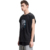 Wholesale Men Hip Hop Acid Wash Oversize T-shirt