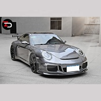 2005-2012 Hot Sale GT3 Style Front Bumper Rear Bumper Body Kit For Carrera 911 997 Upgrade to 991.1 GT3