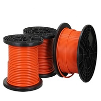 High quality 10mm2 16mm2 25mm2 35mm2 rubber insulated flexible copper welding cable