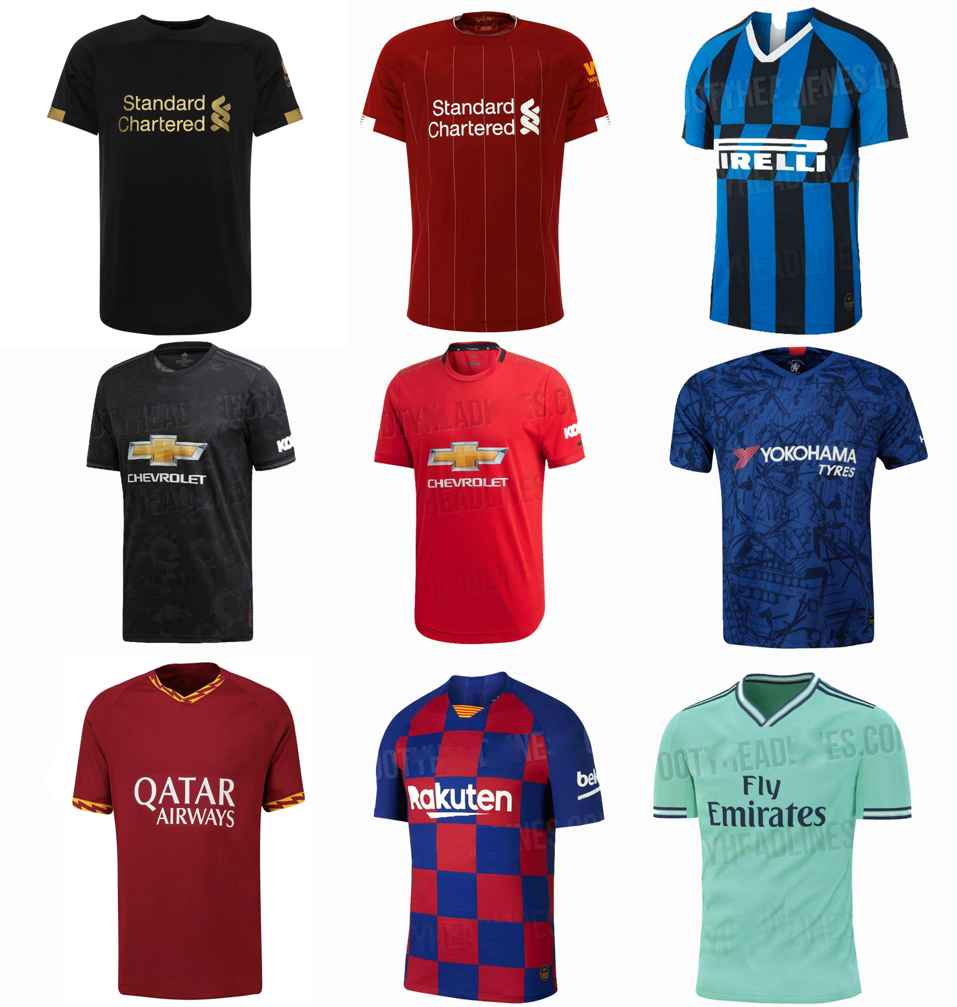 Real Man Thai Version ronaldo madrid tottenham city united inter neymar soccer jersey Italy Club football camisa