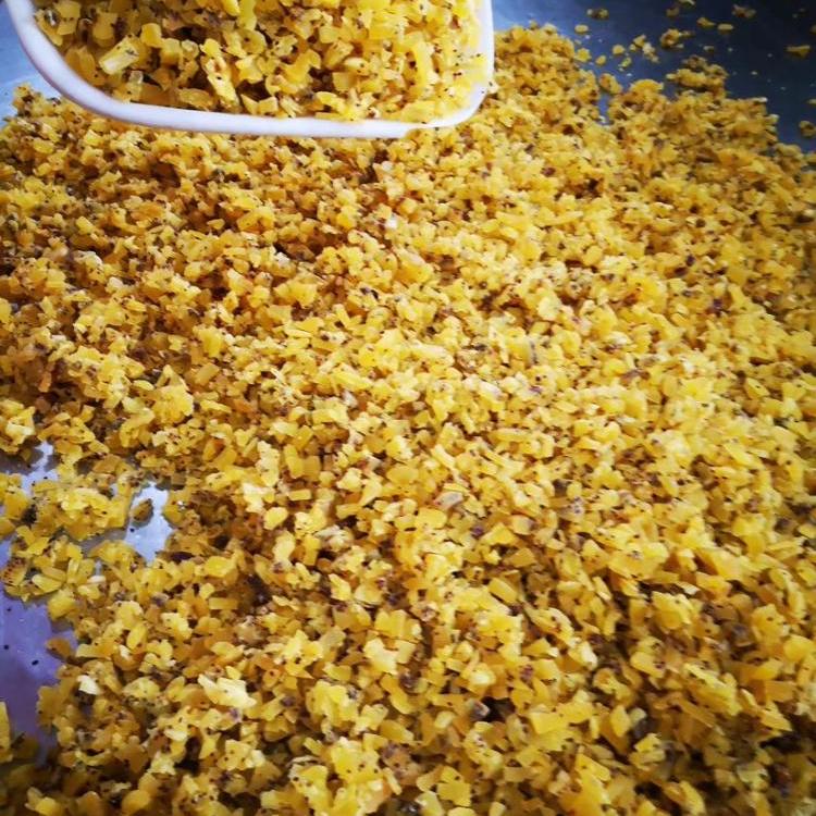 New pure no preservatives diced yellow kiwi fruits cuttings - 4uTea | 4uTea.com