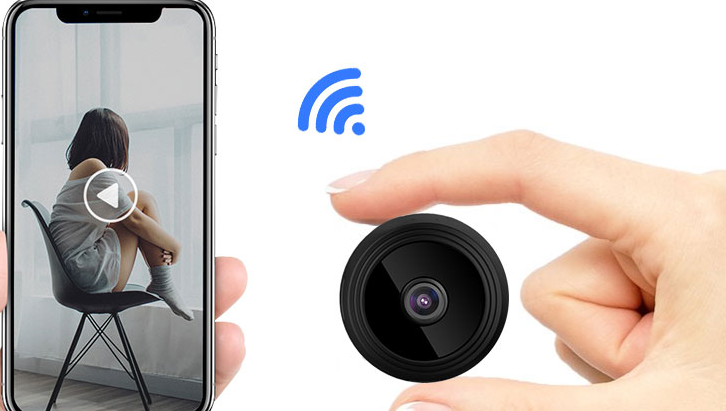 Best selling 2020 Mini Wifi Cctv Wireless Hidden Camera HD 1080P video hidden mini spy  camera cctv price mini camera wifi