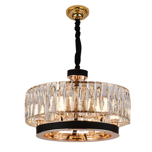 chinese wholesale best price moroccan egypt turkish modern light high ceiling stairs round crystal chandelier