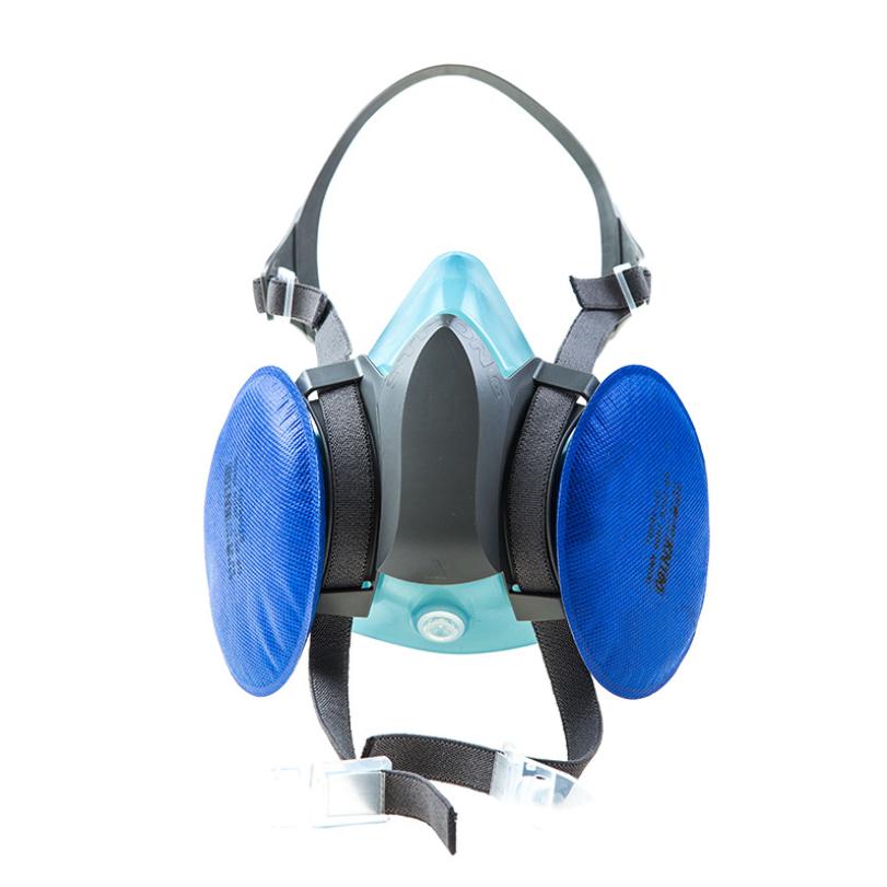 Hot-Selling Airsoft Civiele Jual Gas Masker Ademhalingsmaskers Giftig Gas Masker