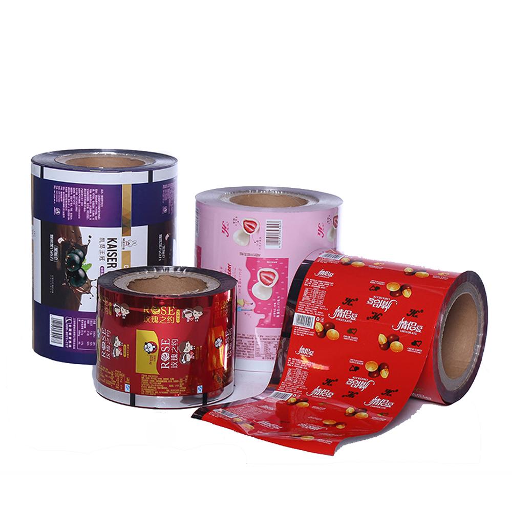 Hohe Qualität Shampoo Verpackung Aluminium Folie Laminiert Beutel Rolle Film Shampoo Beutel Aluminium Folie Rolle Preis