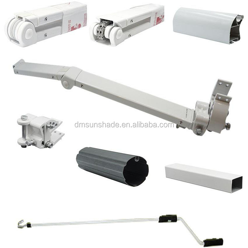 Aluminum Profile Awning Accessories Awning Spare Parts ...