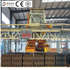 2020 Low price automatic stacker for brick making production line