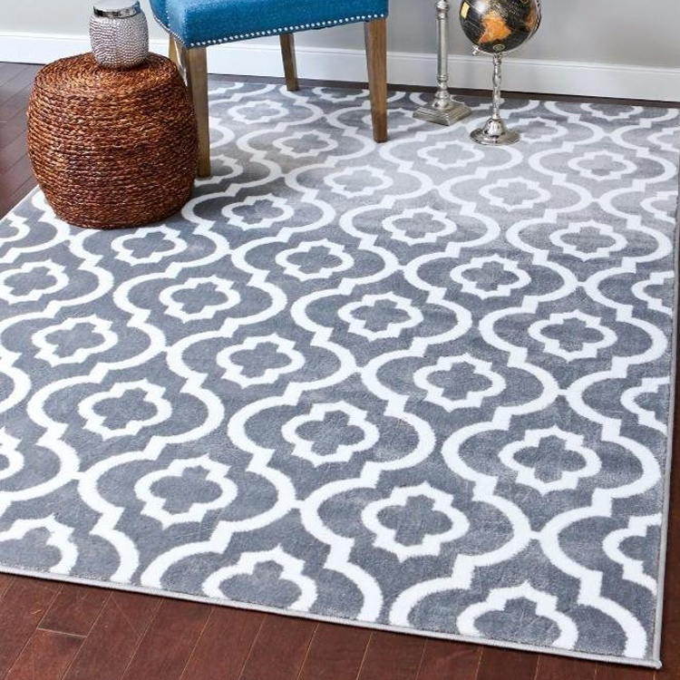 Style Soft Material Living Room Carpets