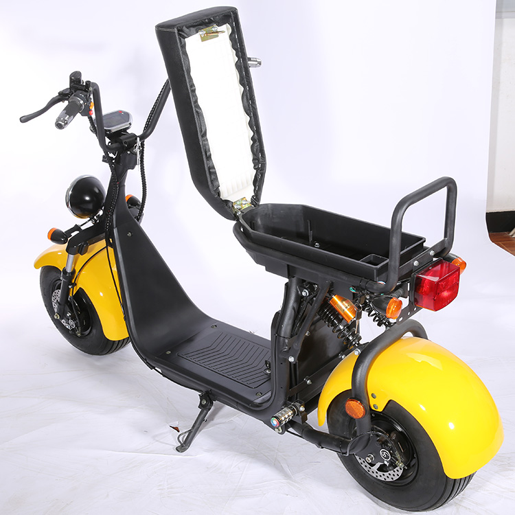 EEC&COC Approval 60v 1500w Adults Citycoco Mobility Scooter