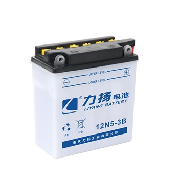 Sealed battery12v dry-charge battery for motorcycle manufacturer 12 v5ah (12N5-3B)