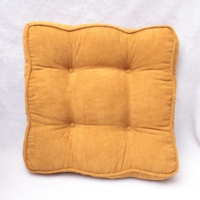 High performance top quality cotton filled chair seat cushion pads