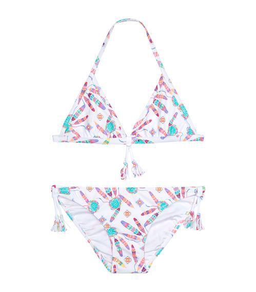 ruffles bikini