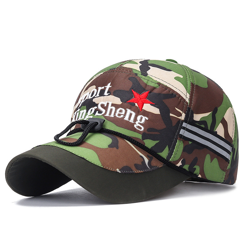 a good price 6panel baseball hat outdoor sport