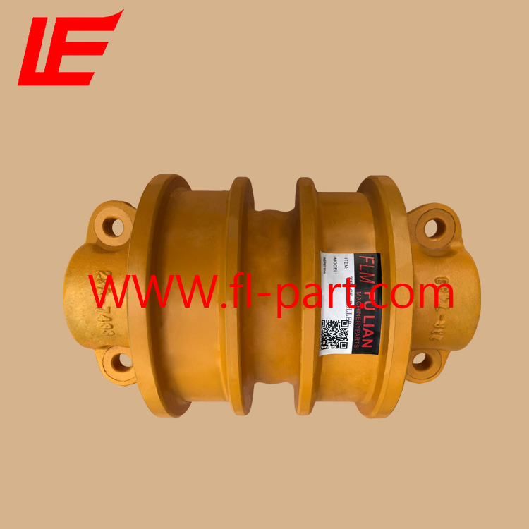 bulldozer undercarriage track roller for D3G