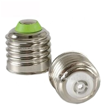 SCREW TYPE WELD FREE E27 BASE FOR CFL AND LED LAMP HOLDER , ACC-CAP