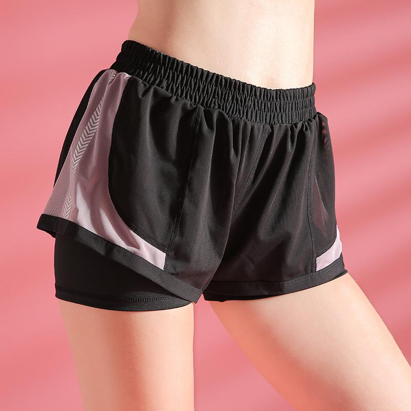2020 New Women Sports Shorts 9