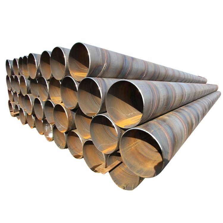 API 5l спиральная труба API спиральная Тяжелая буровая труба сварная дуга стальные трубы