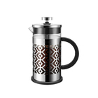 Cost-Effective Stainless Steel Coffee Mug 350ml Thermal French Press Machine