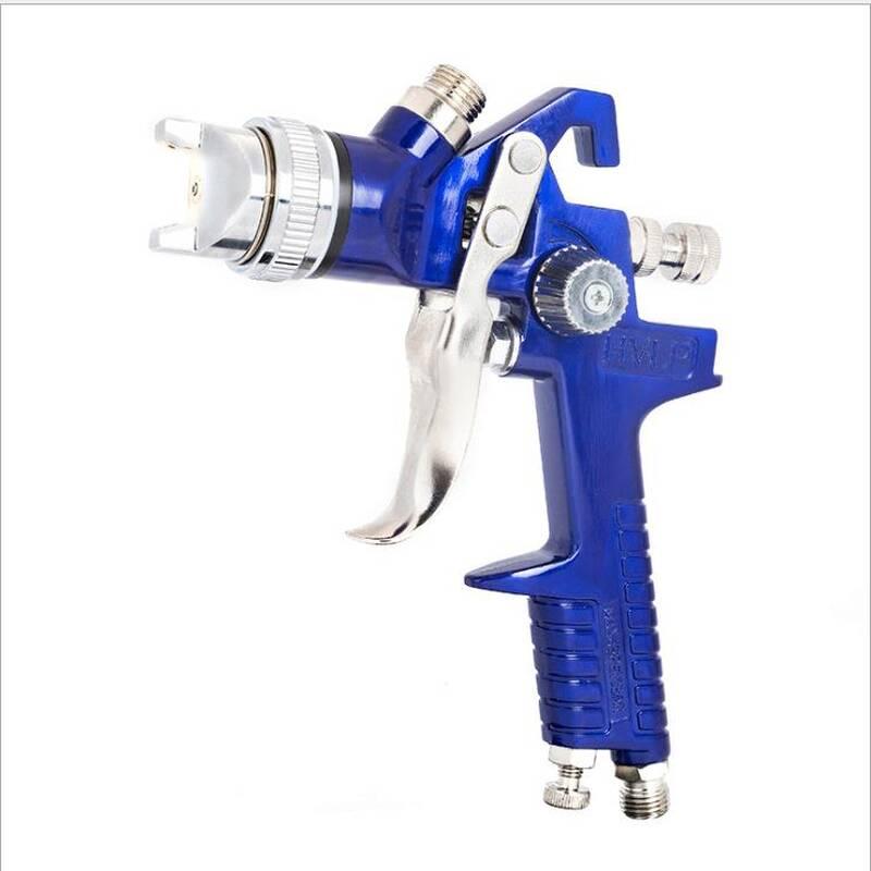 Boquilla profesional de pistola de pulverizaci/ón de alimentaci/ón por succi/ón HP AUARITA 2,5 1000ml AB-17S