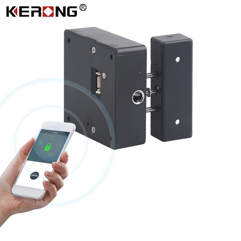 KERONG Bluetooth телефон приложение дистанционное управление Невидимый RFID карты Smart Скрытая Кабинета замок