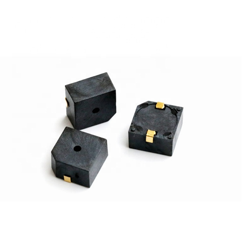9.6*9.6*5MM SPL 85dB Stable Sound SMT Type Electo-magnetic <strong>Buzzer</strong> <strong>12V</strong> <strong>DC</strong> Rated Voltage <strong>Buzzer</strong> FUET-9650B