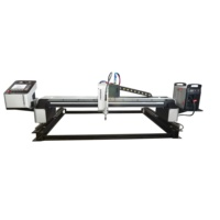 factory price gantry style cnc plasma cutting machine from Zhaozhan with new look
