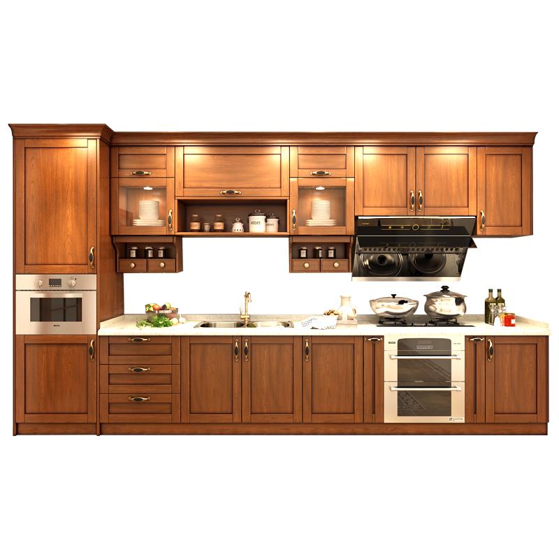 Venta al por mayor muebles completos de cocina-Compre online ...