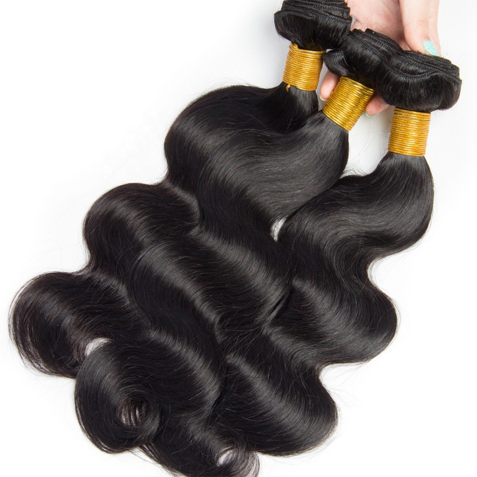 Kopen Virgin Human Hair braziliaanse hair extensions body wave braziliaanse haar bundels beste braziliaanse leveranciers