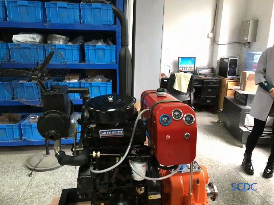 Offre Spéciale Neuf 2.5L 21KW 4 cylindres Ricardo Moteur Diesel Marin (Ricardo 2015)