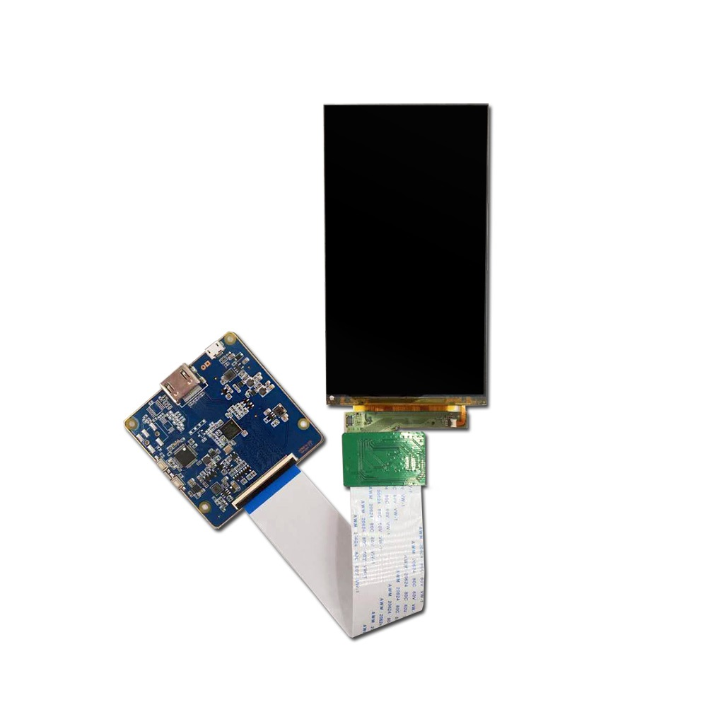 5.5 inch 1080*1920 IPS MIPI Interface OLED display in stock