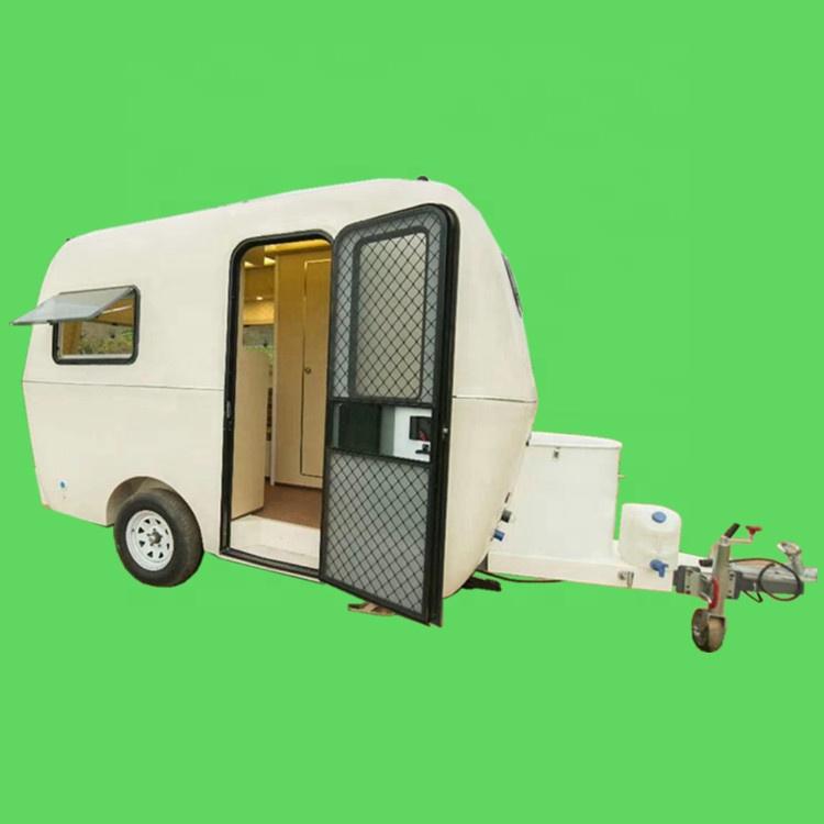 Approvisionnement d'usine pas cher prix Mini caravanes et camping-cars à vendre