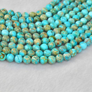 Wholesale 2019 Popular Color Natural Stone Imperial Jasper Beads
