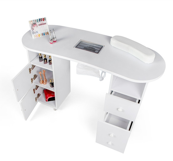 Multi-functional Salon Manicure Table Nail Table