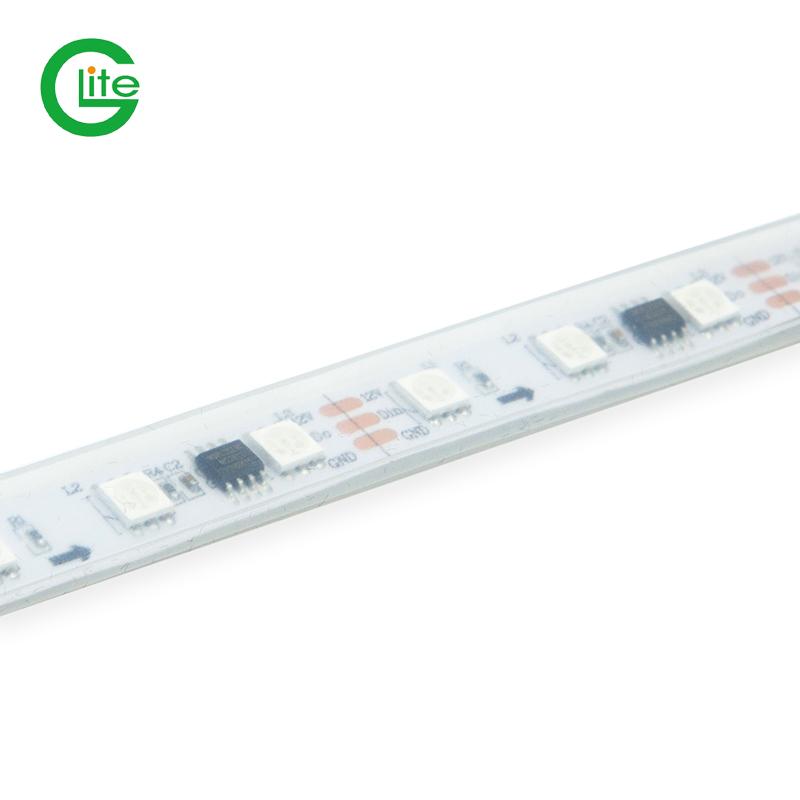 Digital Ucs1903 Addressable Ws2811 Light 12v Individual Pixel Strip Dream Color Led Bulb