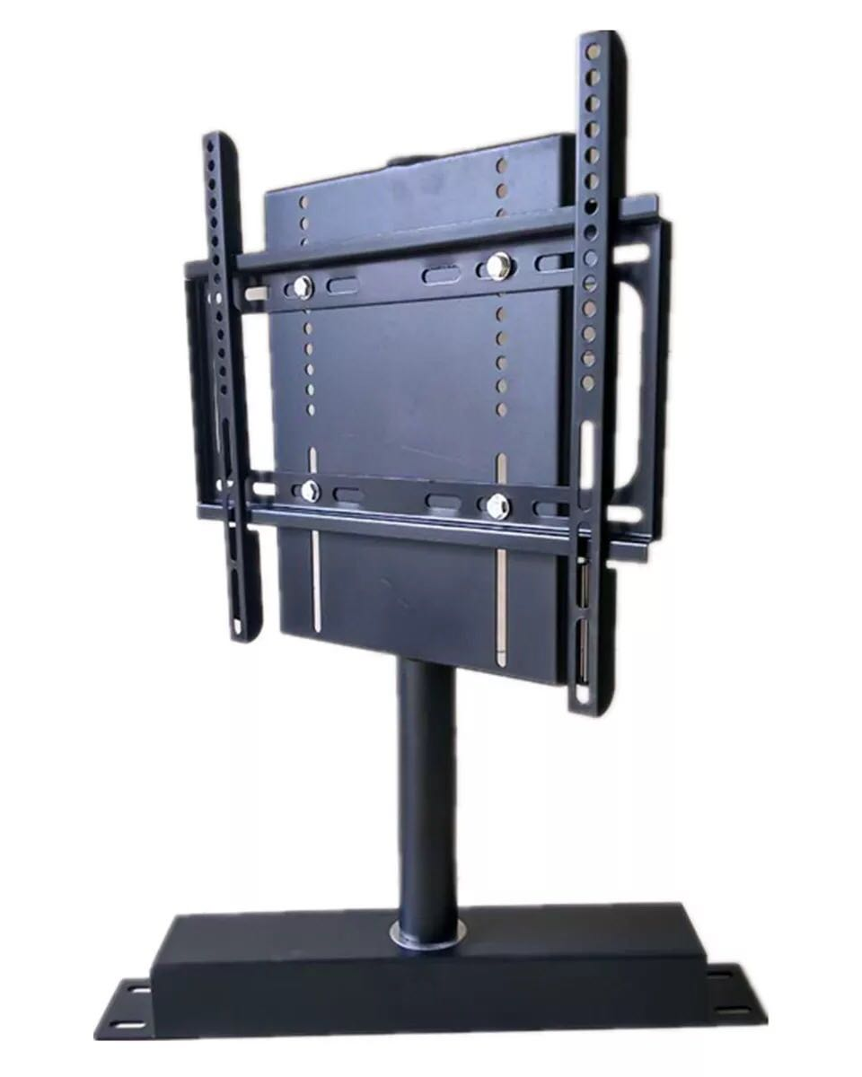 360 degree rotating tv <strong>stand</strong> hidden base manual rotating swivel tv <strong>stand</strong>