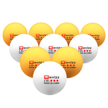WHIZZ promotional high quality ABS material table tennis balls