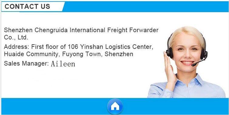 VERS les philippines depuis la chine pas cher fiable service d'expédition de logistique