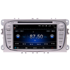 Car Dvd Car 2 Din Radio Double 2 Din Autoradio Quad Core Car Radio Stereo Suitable For Ford Focus S Max Mondeo Tourneo Multimedia GPS Car DVD Player