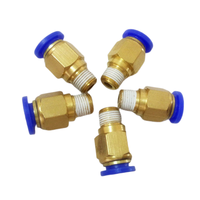 Hot selling pneumatic fittings air hose connector,air tube connector