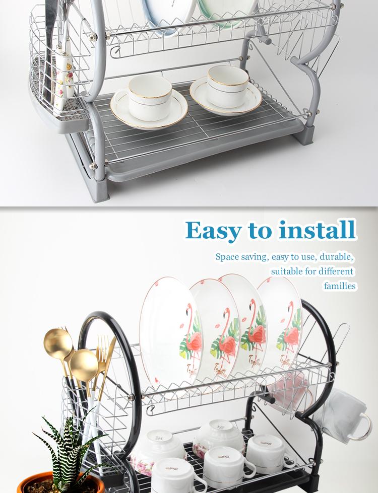 Original new restaurant storage kitchen dish and bowl rack