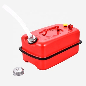 20 Gasoline Engine Fuel Tank Litre Plastic Stainless Steel Jerry Can Fuel Jerricans