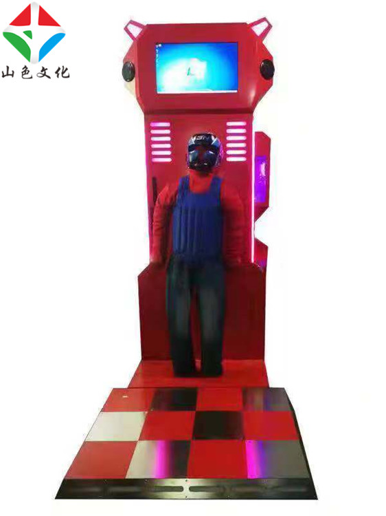 New Style Coin Operated Boxing Game Boxing Hummer Punch Equipment Boxing Arcade Game Machine