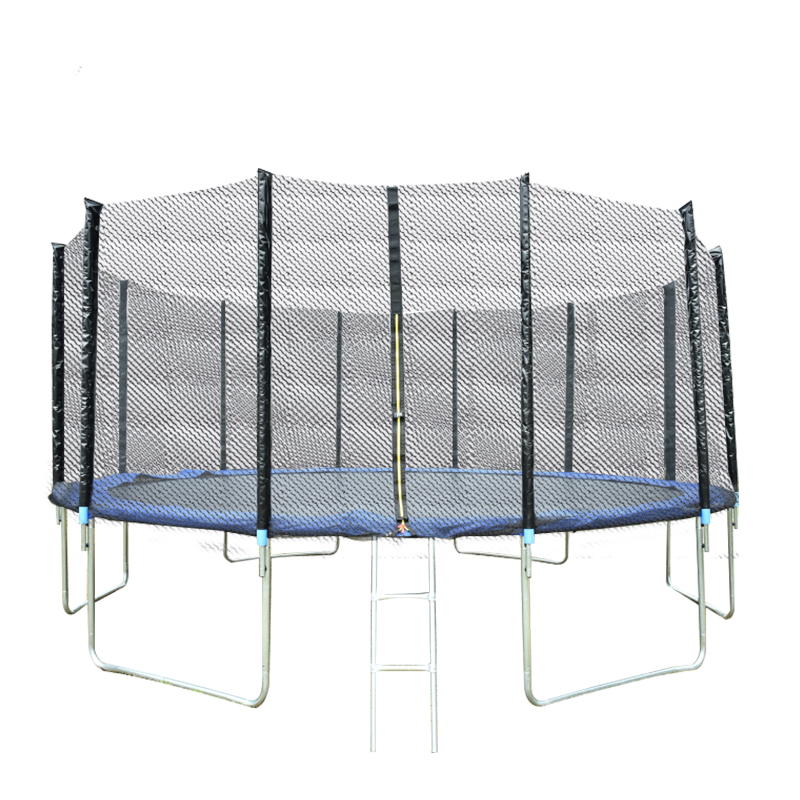 2020 New Size Garden Large Springs Heavy Duty Cardio Sport Bounce Trampoline with Handle for Sale