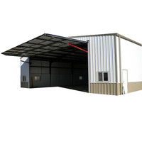 Direct Buy China H Beam prefabricated steel structure hangar