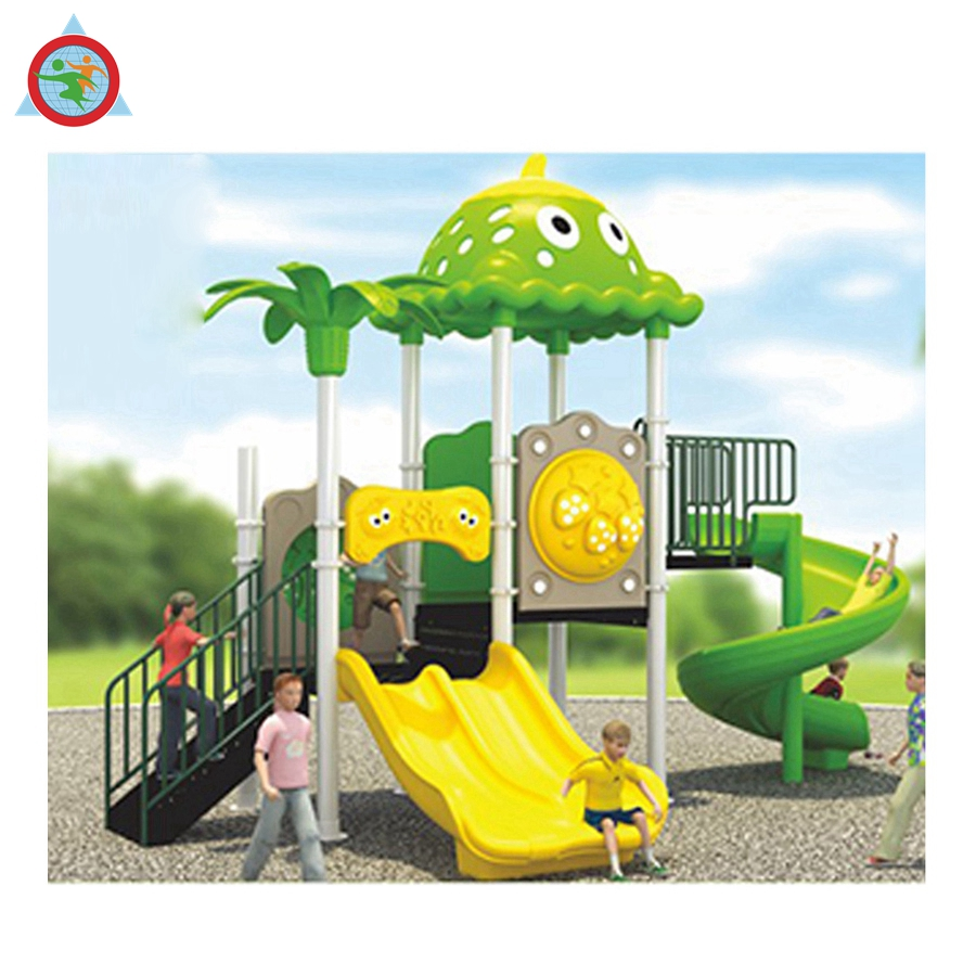kids colors slide preschool outdoor small playground