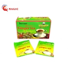 Sachet Packaging and Flavored Tea Product Type instant ginger tea with lemon