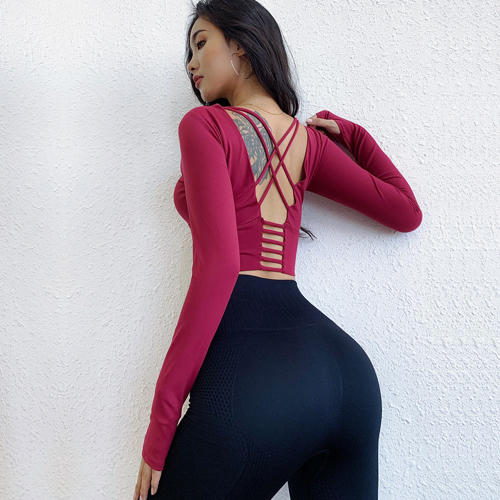 Women Workout Tops 4